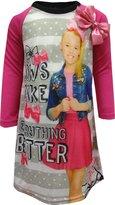 Nickelodeon JoJo Siwa Bows Make Everything Better Nightgown for girls