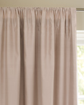 Serena & Lily Silk Shantung Window Panel