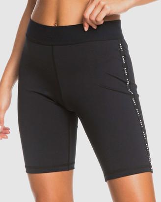 Roxy Womens Underwater Love Technical Bike Shorts