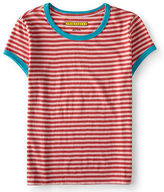 Aeropostale Womens Prince & Fox Striped Ringer Tee Shirt