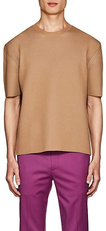 Calvin Klein Men's Double-Faced Knit T-Shirt