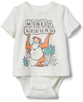 babyGap | Disney Baby Jungle Book slub body double
