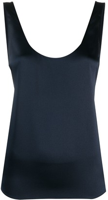 Vince Scoop Neck Tank Top