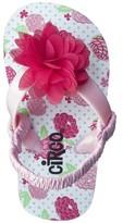 Circo Toddler Girl's Danya Flip Flop Sandals - Coral