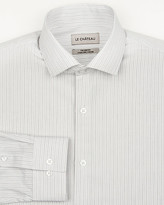 Le Château Cotton Dobby Tailored Fit Shirt