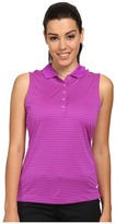 Nike Tech Sleeveless Stripe Polo