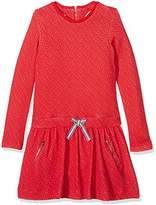 Jean Bourget Girl's Maille Damasse Dress,(Manufacturer Size: 8A)