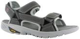 Hi Tec Charcoal/black/red Ranger V-lite Walk-lite Sandals