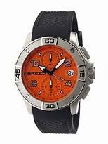 Breed Men's BRD5807 Raylan Orange Watch