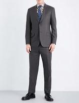 Richard James Regular-fit wool-flannel suit