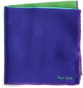 Paul Smith Men's Silk Pocket Square