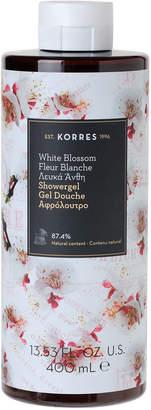 Korres White Blossom Shower Gel, 14 oz./ 400 mL