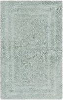 Safavieh Plush Master Grand Border Sky Blue Bath Rug (1' 9 x 2' 10)