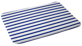 DENY Designs Nautical Stripe Bath Mat