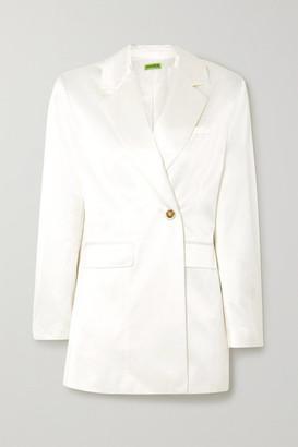GAUGE81 Seattle Cotton-blend Blazer - White