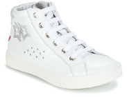 GBB SERAPHINE girls's Shoes (High-top Trainers) in White