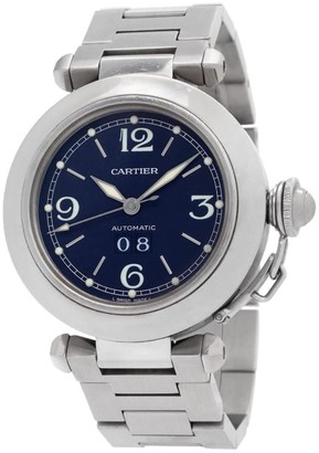 Cartier 2010 pre-owned Pasha 35mm