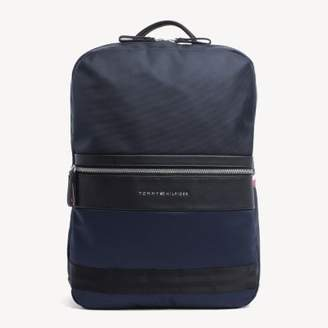 Tommy Hilfiger Recycled Textile Laptop Backpack