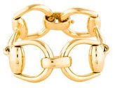 Gucci 18K Horsebit Link Bracelet