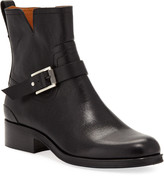 Rag & Bone Abel Short Leather Moto Boots