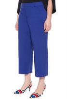 ELOQUII Plus Size Jaye Cropped Wide Leg Pant