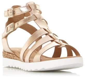 Gabor Felicity Gladiator Wedge Sandals