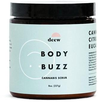 Deew Body Buzz Cannabis Scrub