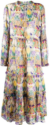 CHUFY Inka printed dress