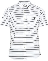 Polo Ralph Lauren Striped short-sleeved cotton shirt