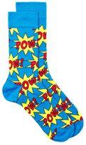 Topman Blue Pow Socks