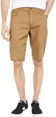 Vans Ave Covina Shorts (Dirt) Men's Clothing
