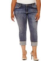 Boutique + + 26 Skinny Fit Jeans-Plus