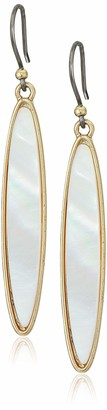 Lucky Brand Jewelry Mother Of Pearl Drop Earrings