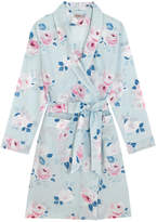 Cath Kidston Paper Rose Scattered Woven Dressing Gown