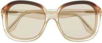S'nob Snob oversized round sunglasses