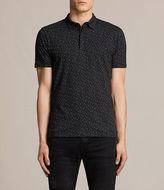 AllSaints Argo Polo Shirt
