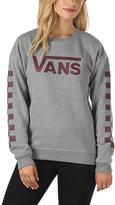 Vans Big Fun Crew Sweatshirt