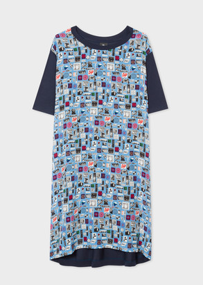 Paul Smith Women's 'Summer Chills' Print Jersey Dress