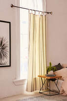 Urban Outfitters Taja Yarn Dyed Stripe Blackout Curtain