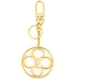 Louis Vuitton Flower Finesse Bag Charm and Key Holder Metal