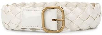 Philosophy di Lorenzo Serafini Braided Leather Belt