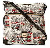 Disney Mouse Downtown Letter Carrier Bag by Dooney & Bourke