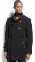 INC International Concepts Ted Wool-Blend Coat