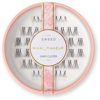 Sweed Nikki Cluster False Eyelashes