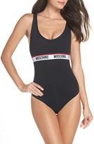Moschino Women's Logo Bodysuit