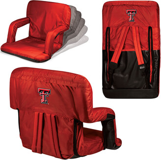ONIVA™ Texas Tech Red Raiders Ventura Seat Portable Recliner Chair