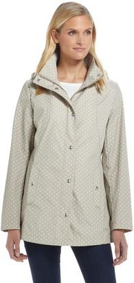 Weatherproof Hooded Bonded Topper Coat