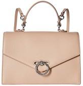 Rebecca Minkoff Jean Convertible Backpack (Doe) Backpack Bags