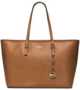 MICHAEL Michael Kors Jet Set Medium Zip-Top Tote Bag