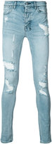 Ksubi distressed skinny jeans - men - Cotton - 29
